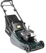 hayter harrier 48 push mower with roller