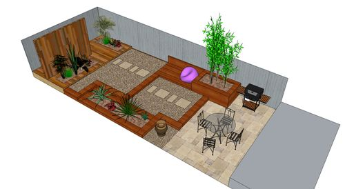 Win a garden design valued at up to 4k free entry