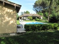 gite with pool for rental near Castillonneslot et garonne