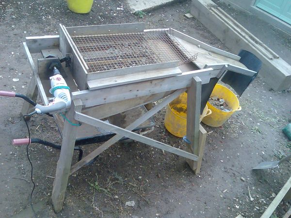 Make this simple garden sieve for 45 for Garden soil for sale