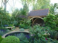 Roger Platts M&G garden
