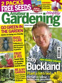 Toby buckland amateur gardening