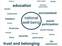 National wellbeing government