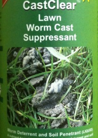 Castclear worm suppressant