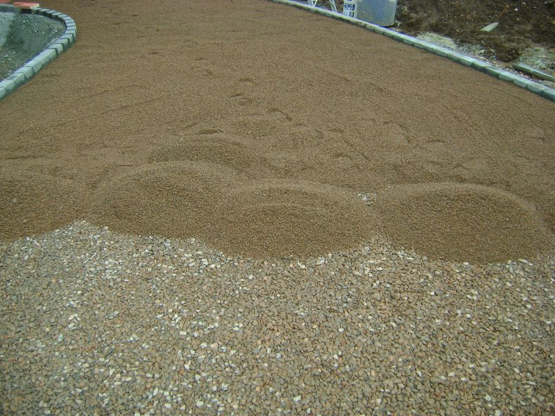 6mm permeable stone