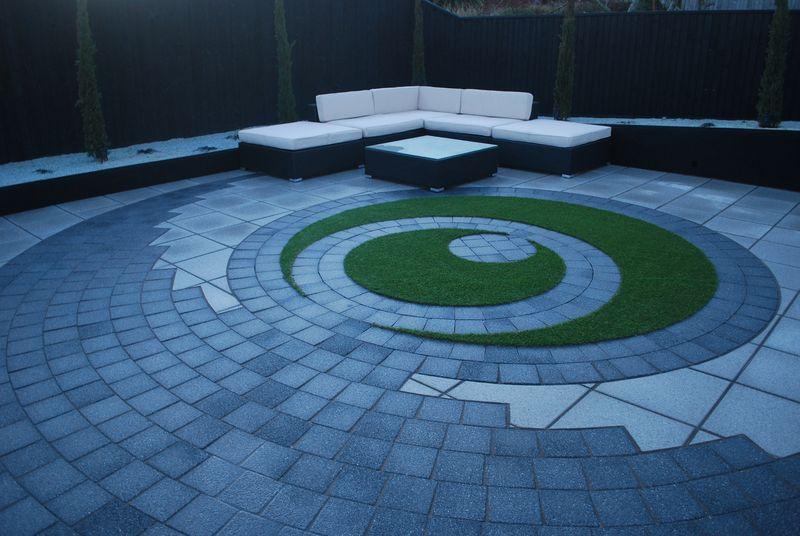 Garden design Churston Devon