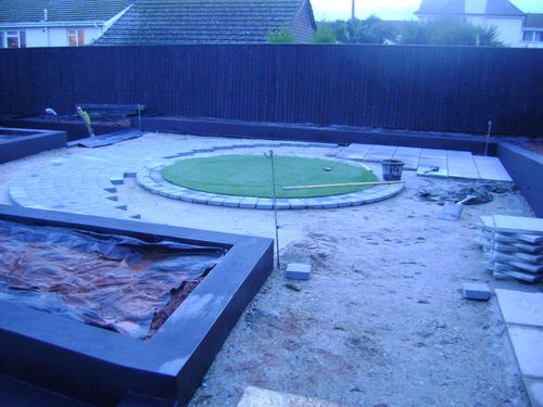 Landscape construction Devon
