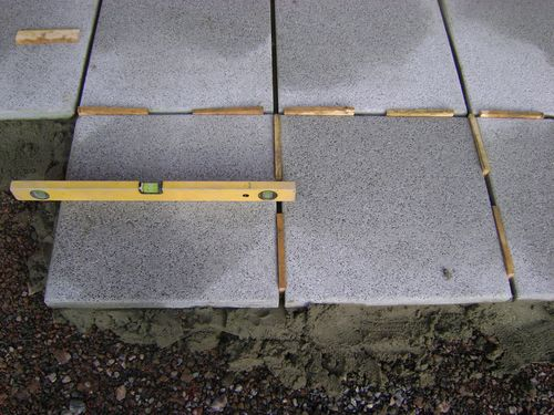 10mm paving spacers