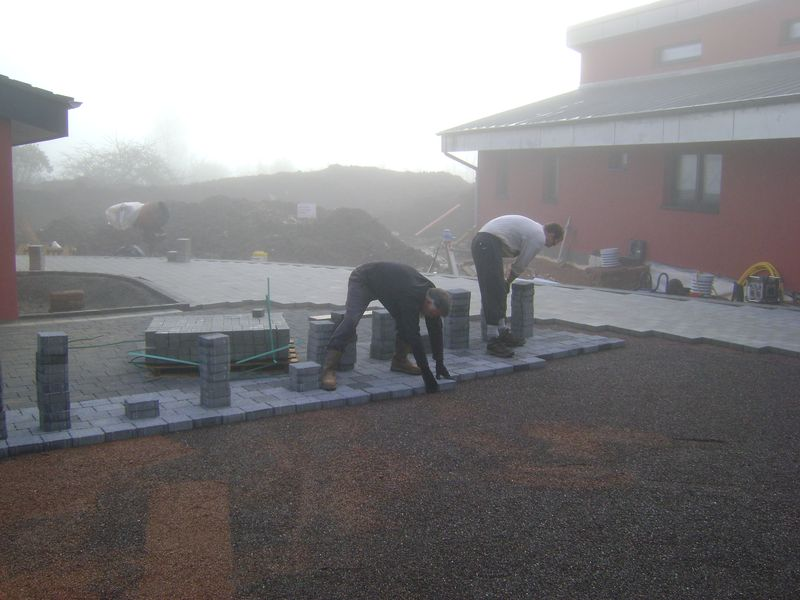 Permeable block paving contractor