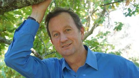 Richard barley kew gardens director of horticulture