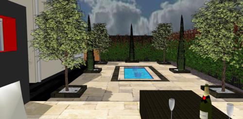 Designed Garden Devon