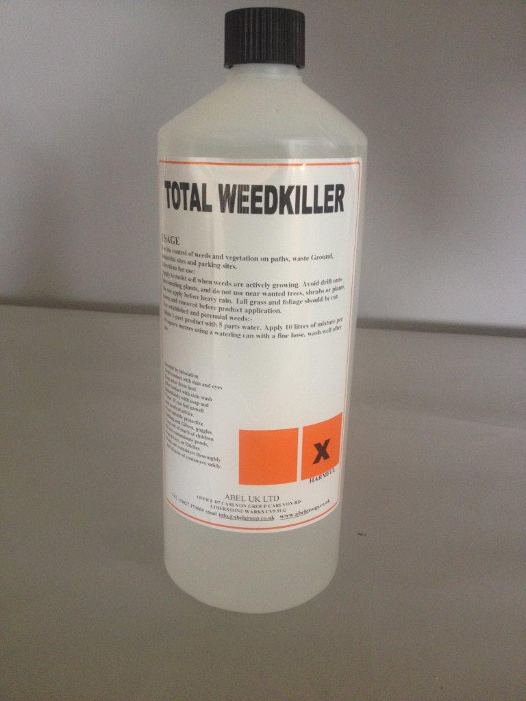 Amazon selling the banned weed killer Sodium Chlorate