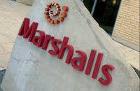 Marshalls banner