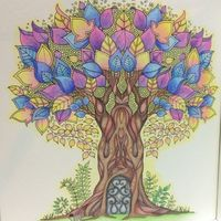 Colouring In Book Three Million Copies Of Johanna Basfords Adult Secret Garden Have Been