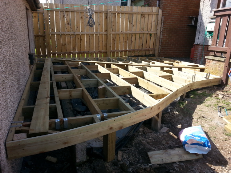 How Much Does Decking Cost Per Square Metre