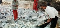 Deaths in Indian sandstone quarries